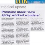 Youki Works Wonders for Pressure Ulcer
